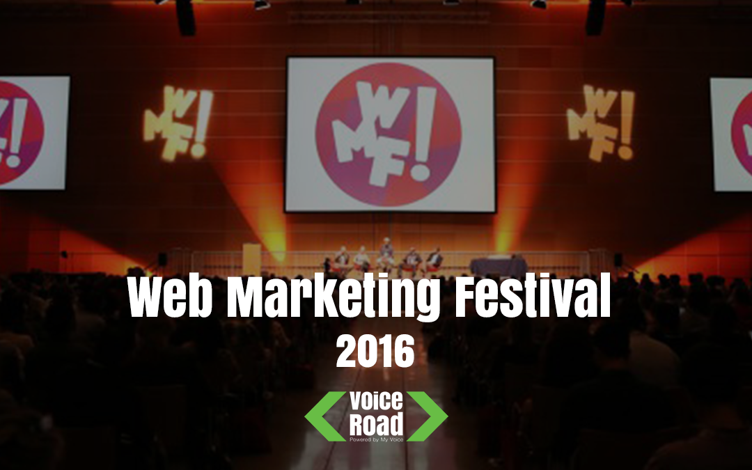 Web Marketing Festival 2016: riassunto in 2 minuti