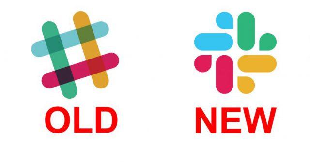 nuovo logo slack